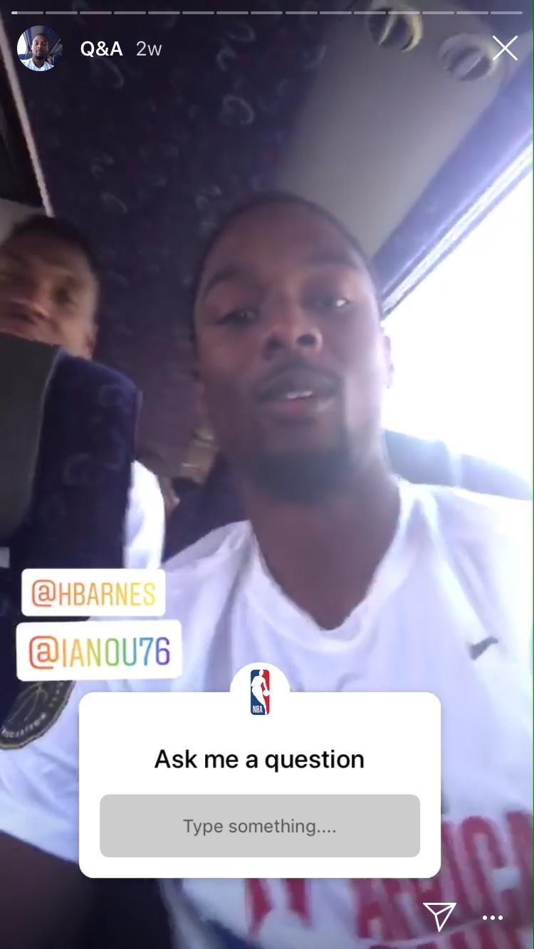 cuentas de instagram con más seguidores NBA