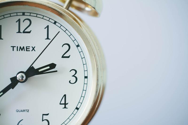 horario de publicacion