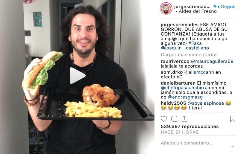 comentarios en Instagram humor