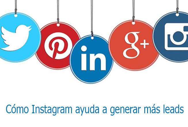 instagram ayuda a generar más leads