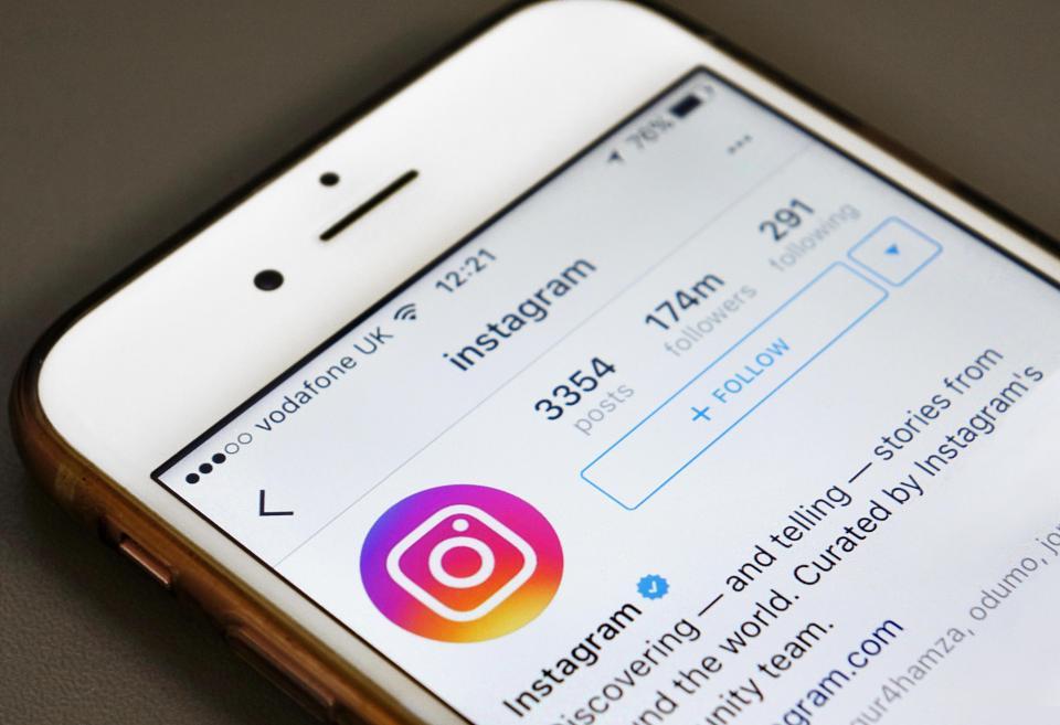 Nuevo algoritmo de Instagram. Afinidad de usuario