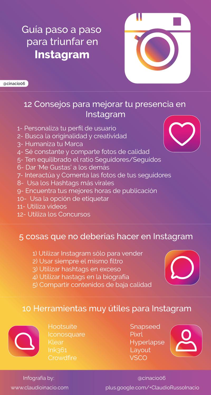 Nuevo algoritmo de Instagram. Últimos cambios