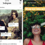 Instagram Shopping en Stories y Explore