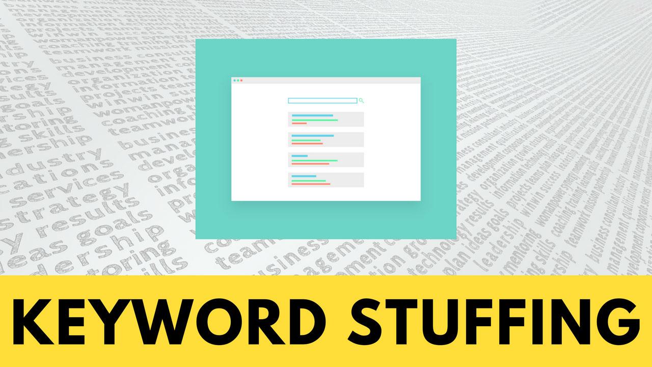 Pros y contras de hacer Keyword Stuffing