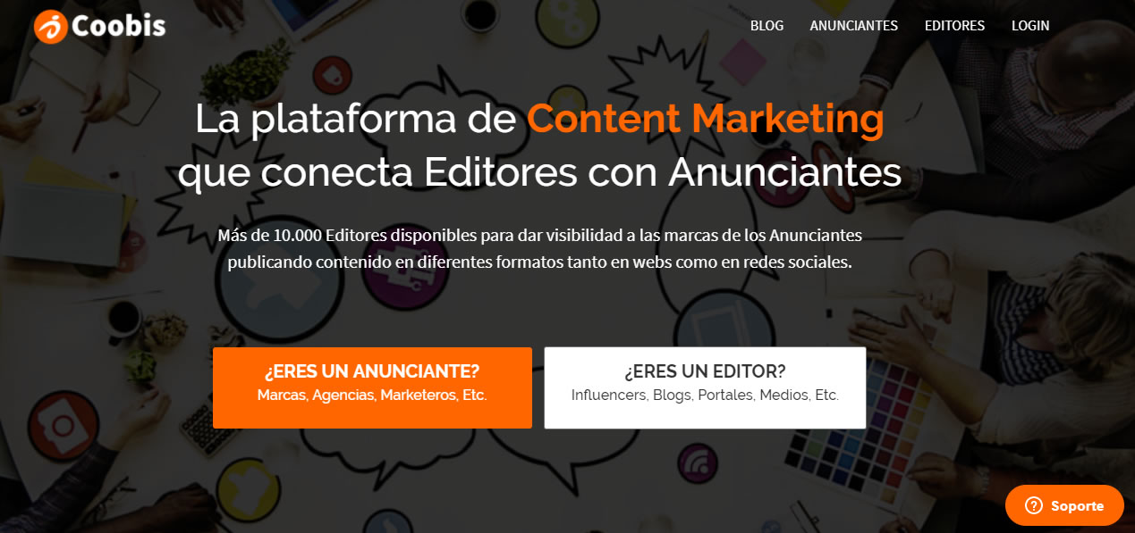 coobis plataformas de content marketing