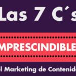 las 7C del marketing de contenidos destacada