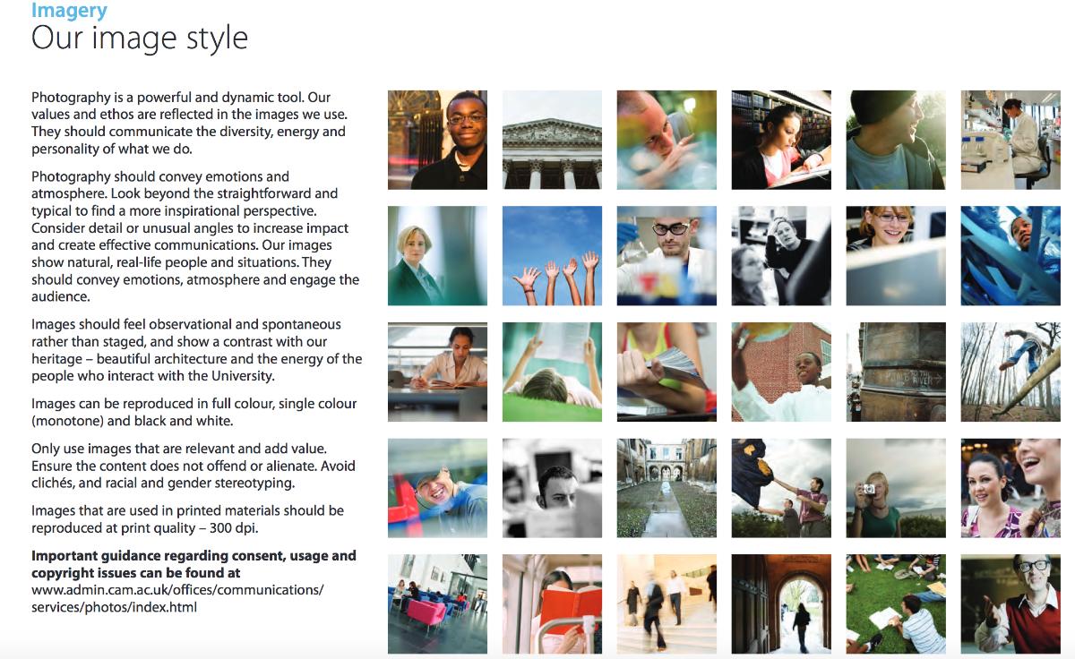 manual de estilo para estrategias de contenidos