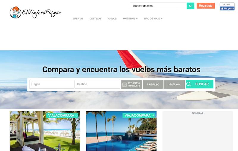 blogs de viajes de México El viajero Fisgón
