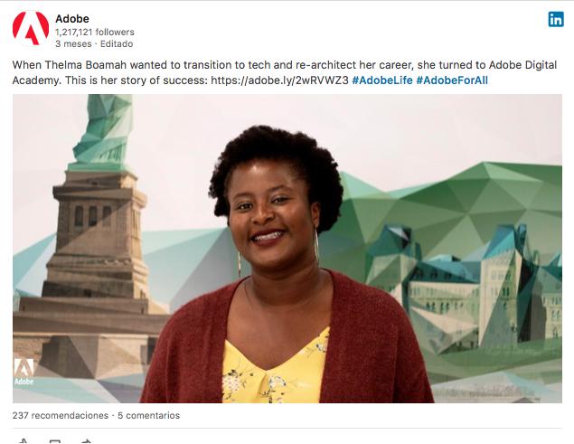 beneficios Hashtags en Linkedin