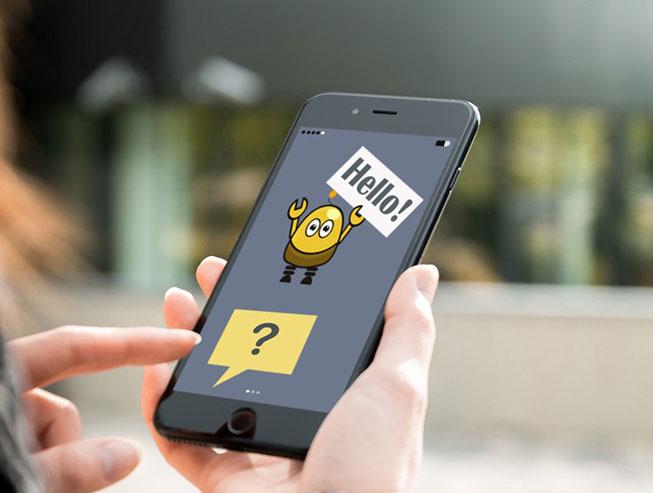 chatbots en la estrategia de contenidos