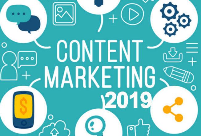 Retos del content marketing en 2019
