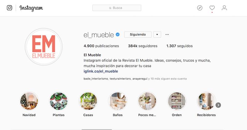 perder seguidores en Instagram errores