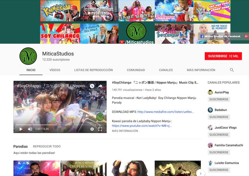 influencers de los eSports en Latinoamérica MiticaStudios