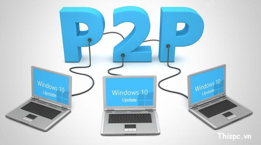 Tecnología P2P