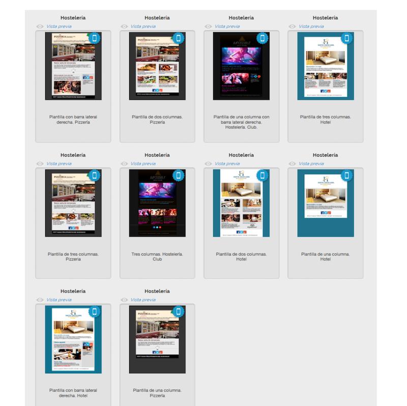 promocionar una web MDirector