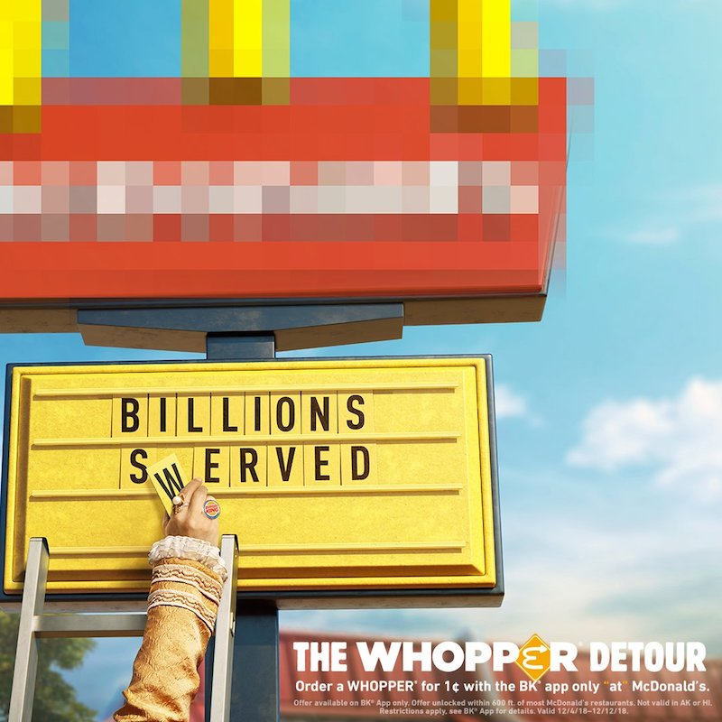 McDonalds Vs. Burger King