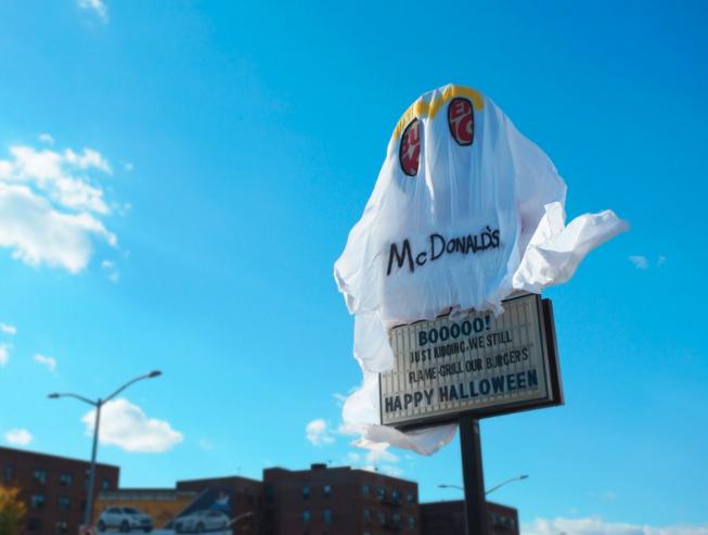 Macdonalds Vs. Burger King