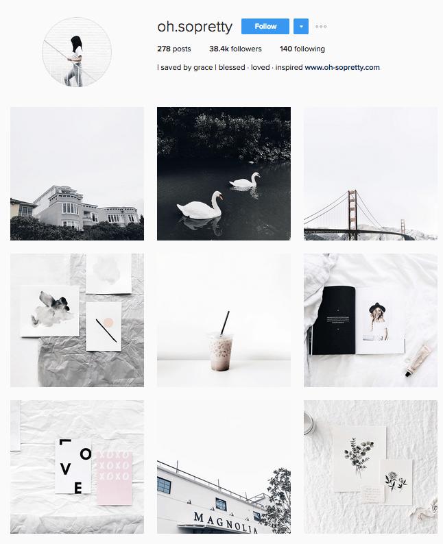 pymes en Instagram feed