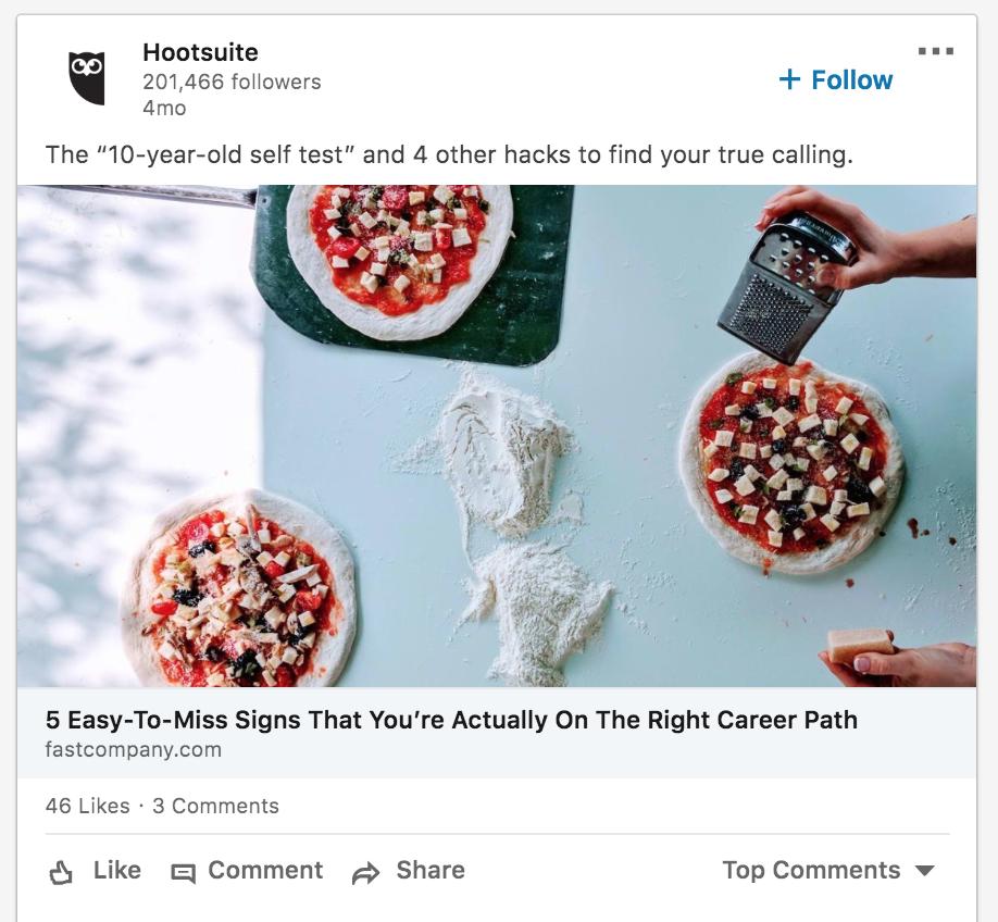 mejorar el engagement en Linkedin expansión