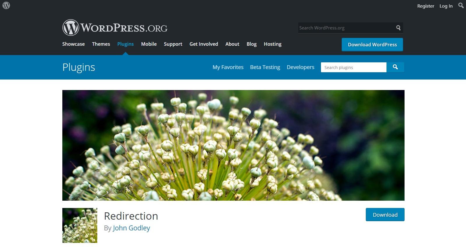 Plugins gratuitos de WordPress redirection