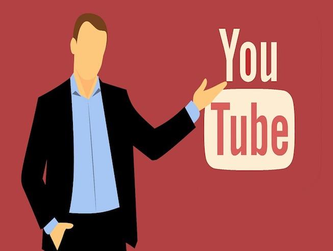 Youtube Merchandise grafico