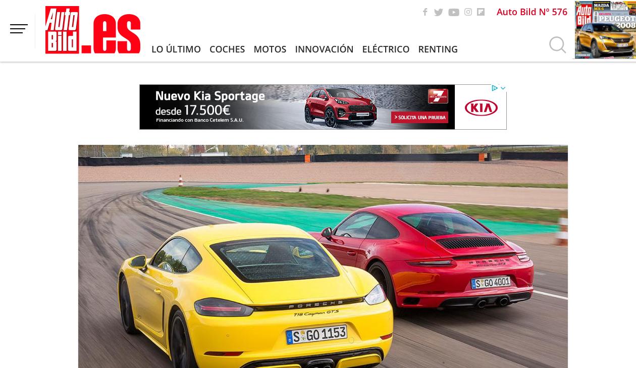 blogs de motor en España autobild
