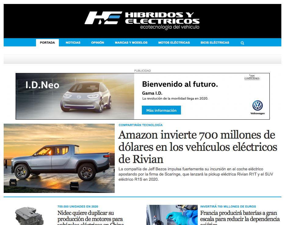blogs de motor en España híbridos