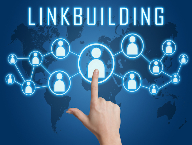 errores de linkbuilding grafico