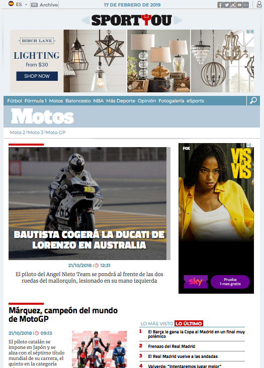 blogs de motor en España sportyou