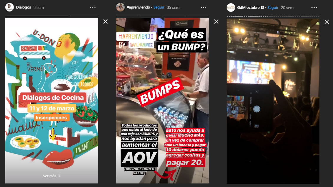 cómo optimizar las stories de Instagram