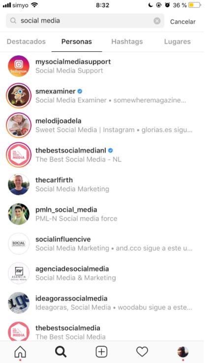 conseguir más visibilidad en Instagram interacción