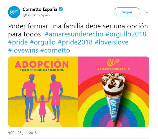 Content Marketing para el Orgullo Gay