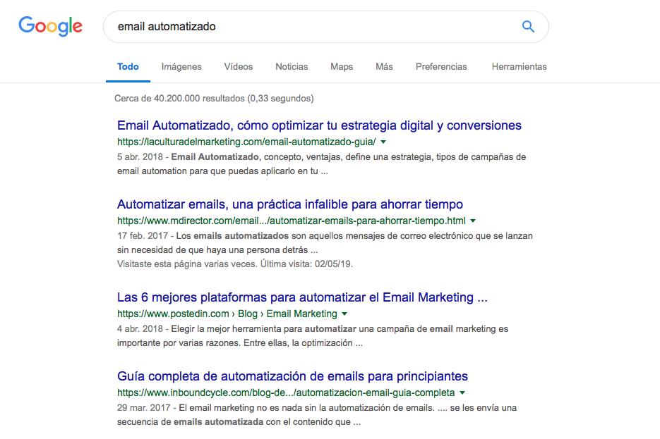 Qué son los contenidos satélites email marketing