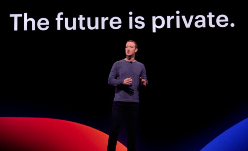 Facebook F8 2019 privacidad