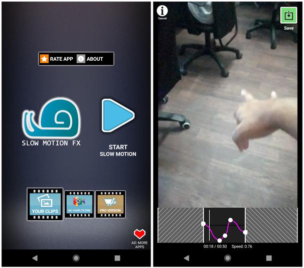 Editar vídeos en Instagram slow motion