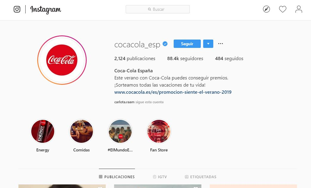 conseguir leads con Instagram
