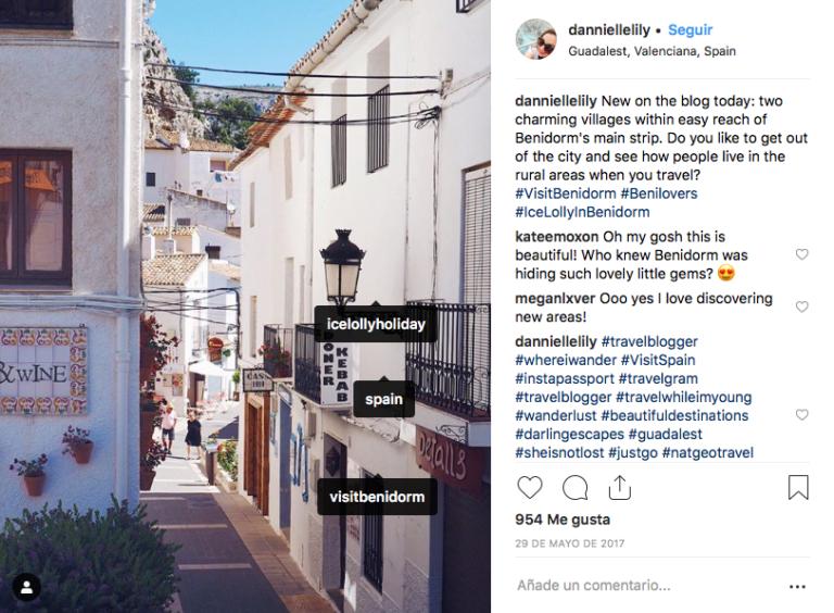 influencers eligen el destino de tus vacaciones benidorm