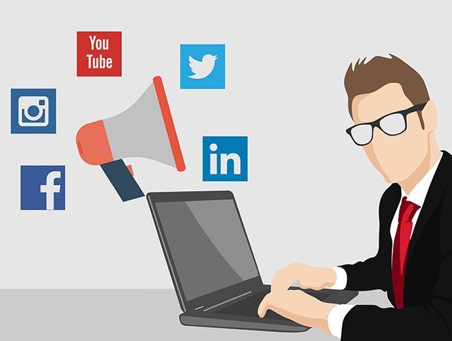 dejar comentarios en blogs y redes sociales