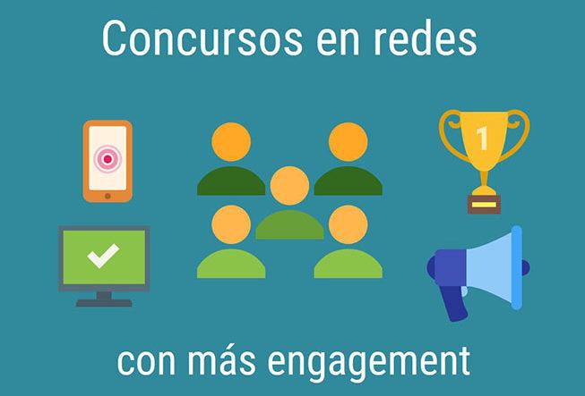 concursos con más engagement en redes sociales