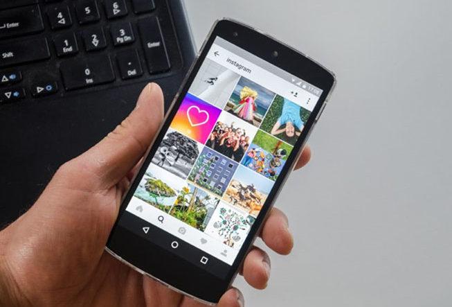 vender las cuentas de Instagram