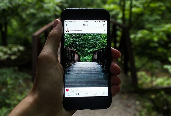 publicidad en instagram stories