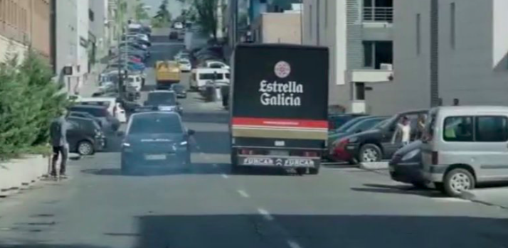 Las diferencias entre product placement y branded content: Estrella Galicia