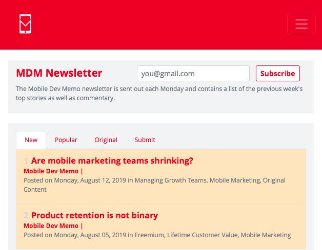 blogs sobre App Marketing: MDM