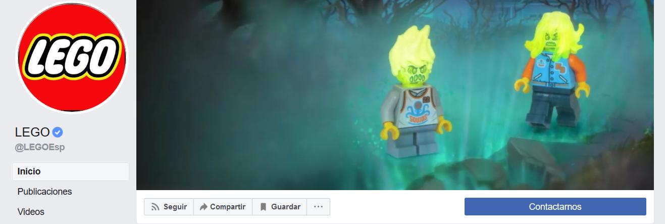 Marcas más amadas en redes sociales: Lego