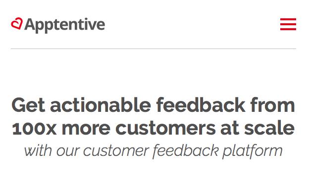 blogs sobre App Marketing: Apptentive