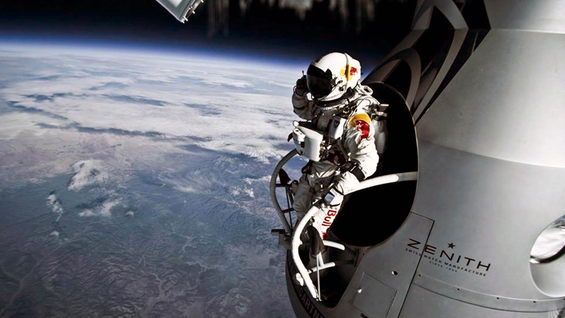 Red Bull Baumgartner