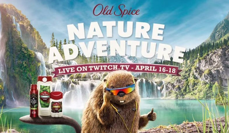 Twitch Old Spice