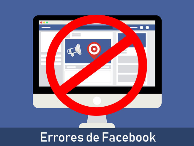 Malas prácticas en Facebook
