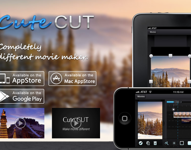 aplicaciones para crear vídeos desde el smartphone
