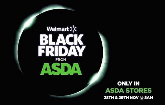 campañas de contenido del Black Friday: Walmart